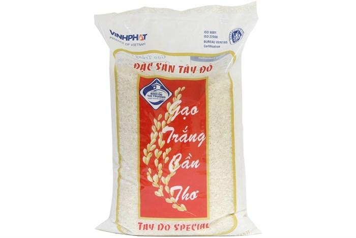 Gạo trắng Cần Thơ- Một đặc sản của vùng đất Tây Đô