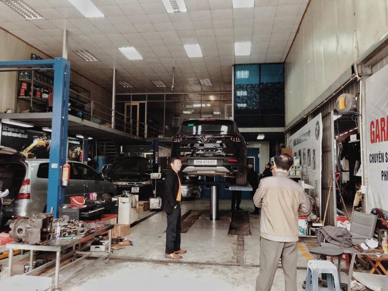 Gara Autu Quang Phong