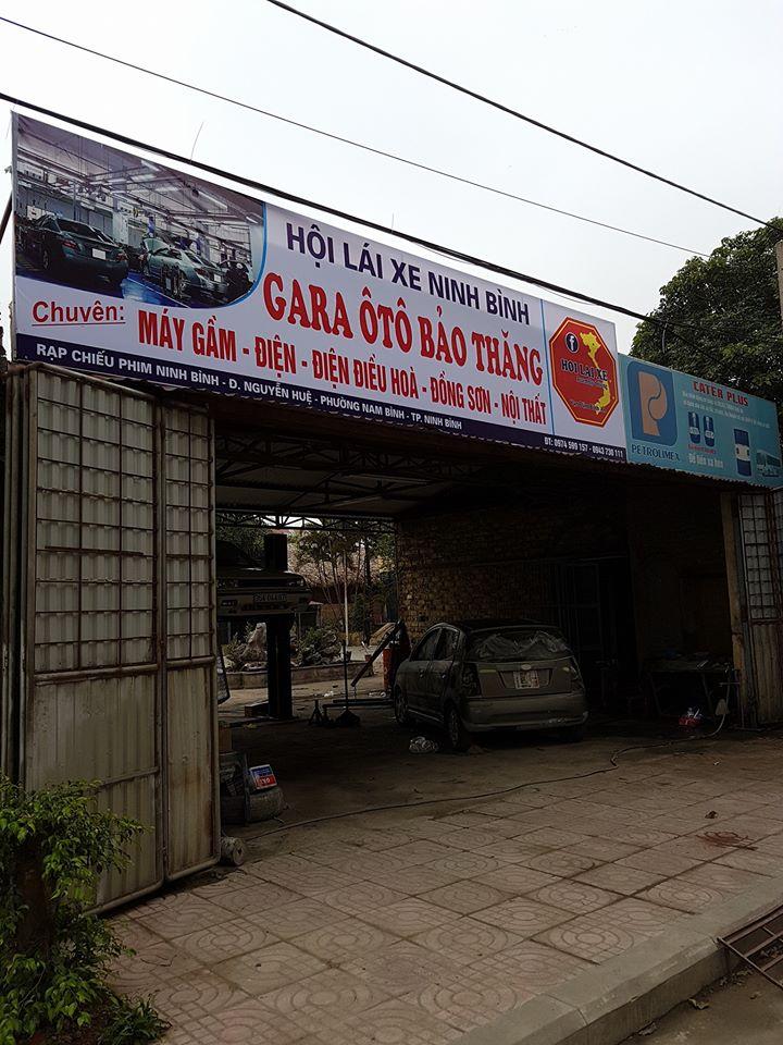 Gara Ô tô Bảo Thăng