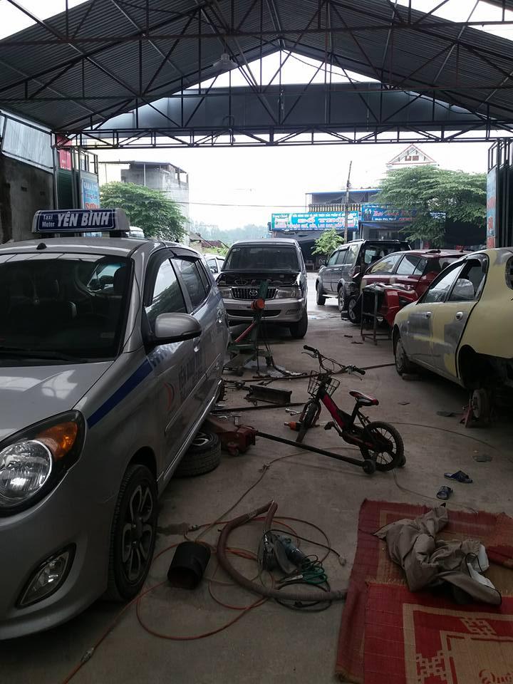 Gara Ô tô Chung Lan