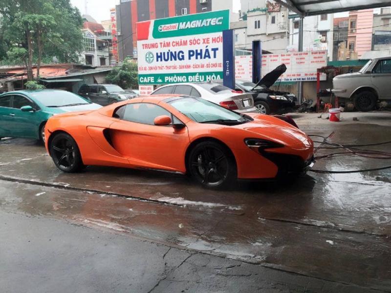 Gara ô tô Hưng Phát