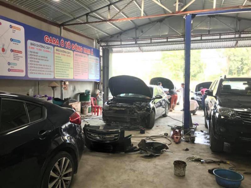 Gara Ô tô Đông Nam Á