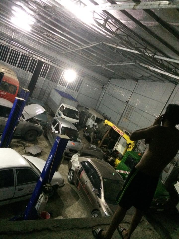 Gara Ô tô Đức Huy