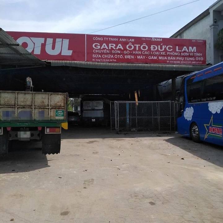 Gara Ô Tô Đức Lam