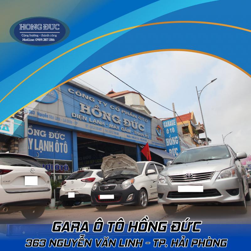 Gara Ô Tô Hồng Đức - Hải Phòng
