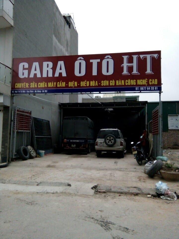 Gara Ô tô HT