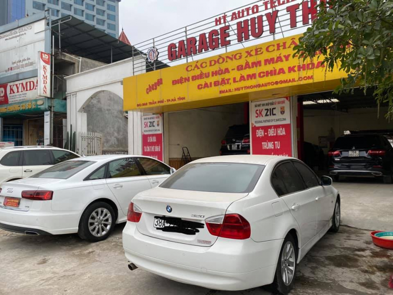 Gara ô tô Huy Thông