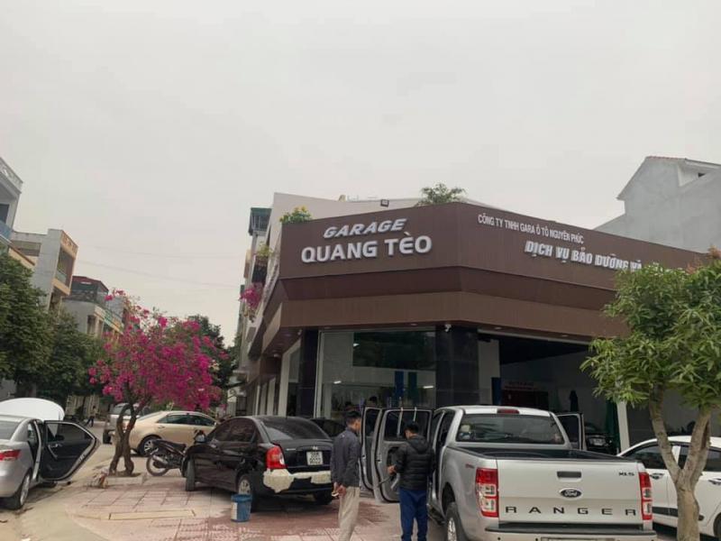 Gara ô tô Quang Tèo