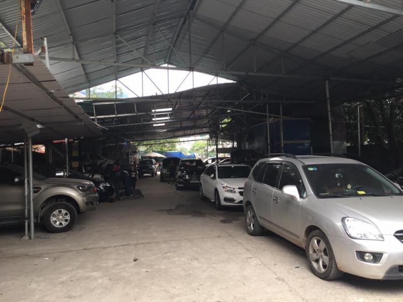 Gara Ô Tô Tâm Bình