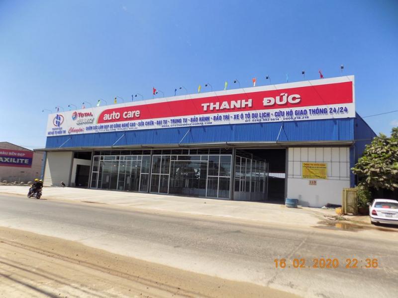 Gara Ô tô Thanh Đức