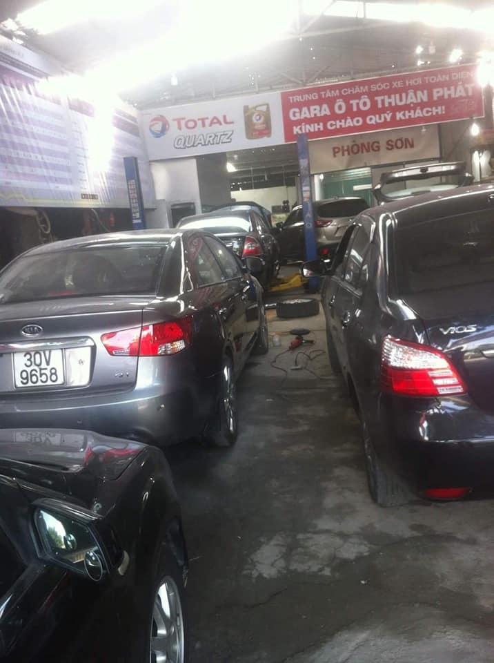 Gara Ô Tô Thuận Phát