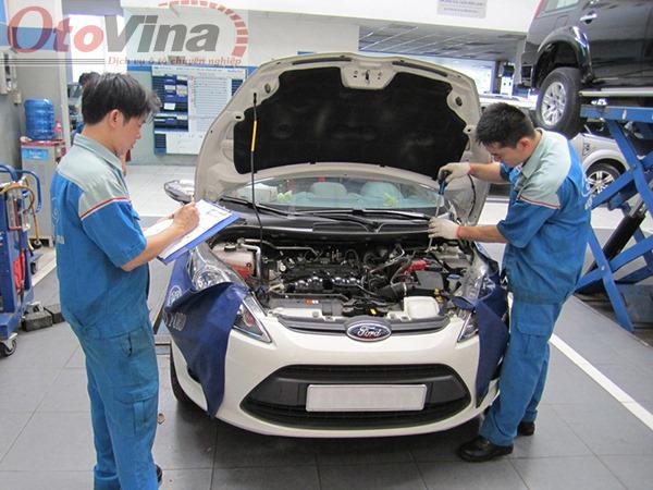Gara ô tô Vinaoto.net