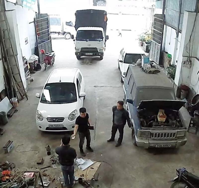 Gara Ô tô Xuân Nguyên