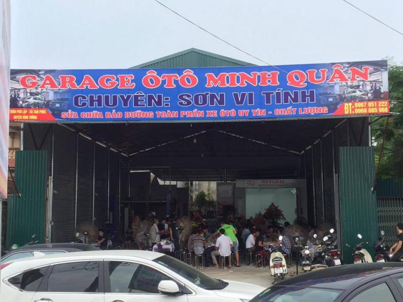 Gara Ôtô Minh Quân