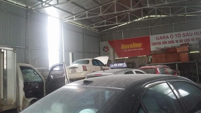 Gara Ôtô Sáu Huy