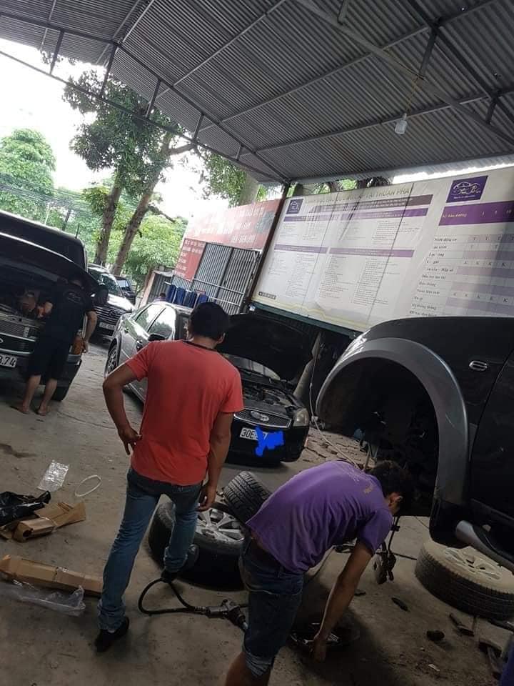Gara Oto Thuận Phát