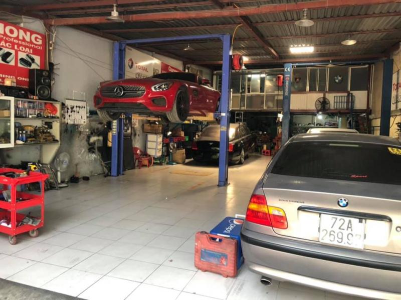 Garage AUTO HUY PHONG