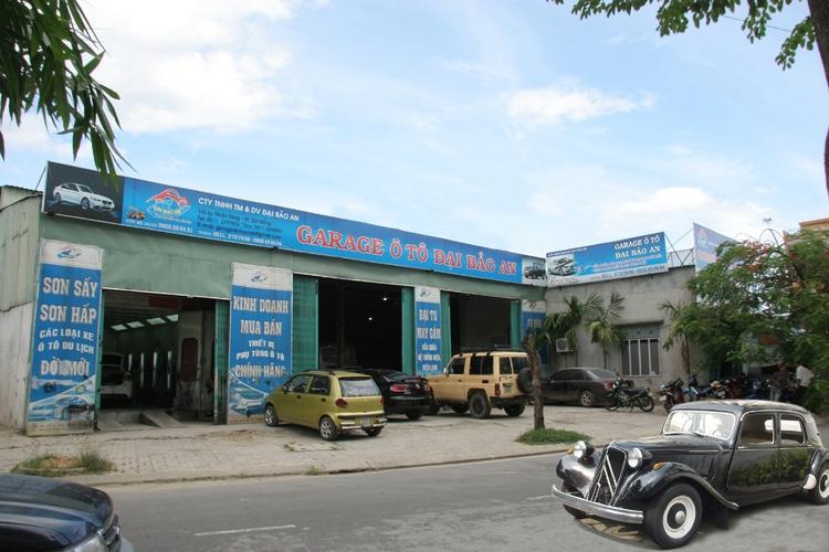 Garage Đại Bảo An