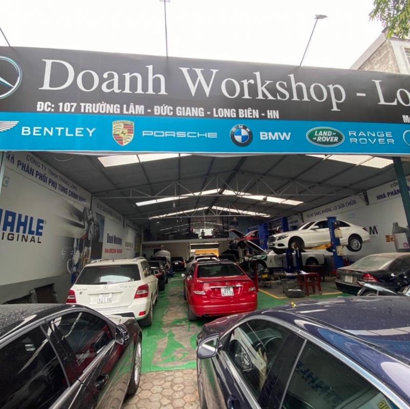 Garage Doanh Workshop