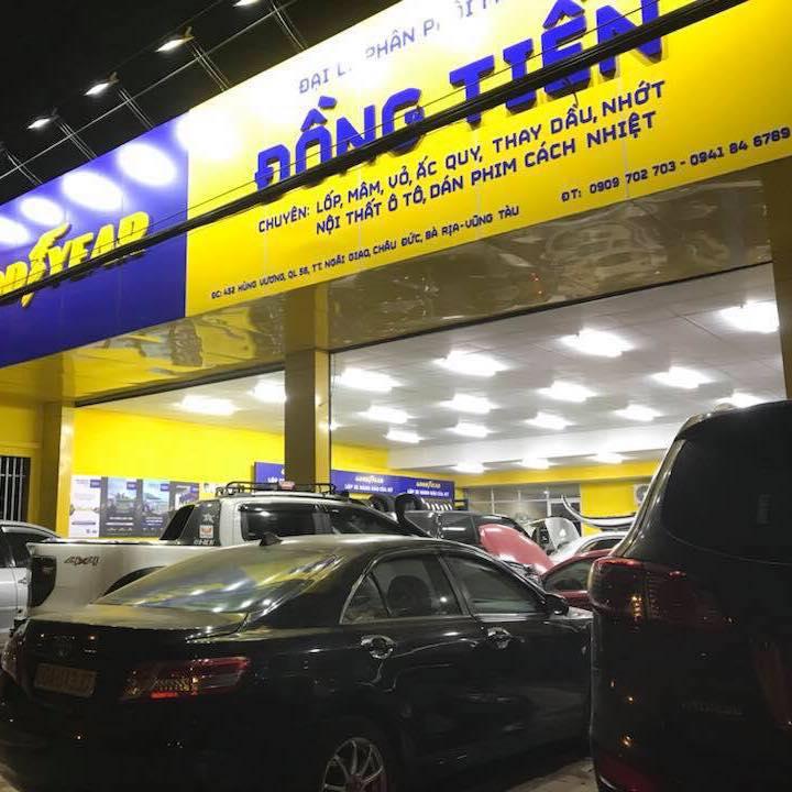 Garage Đồng Tiến