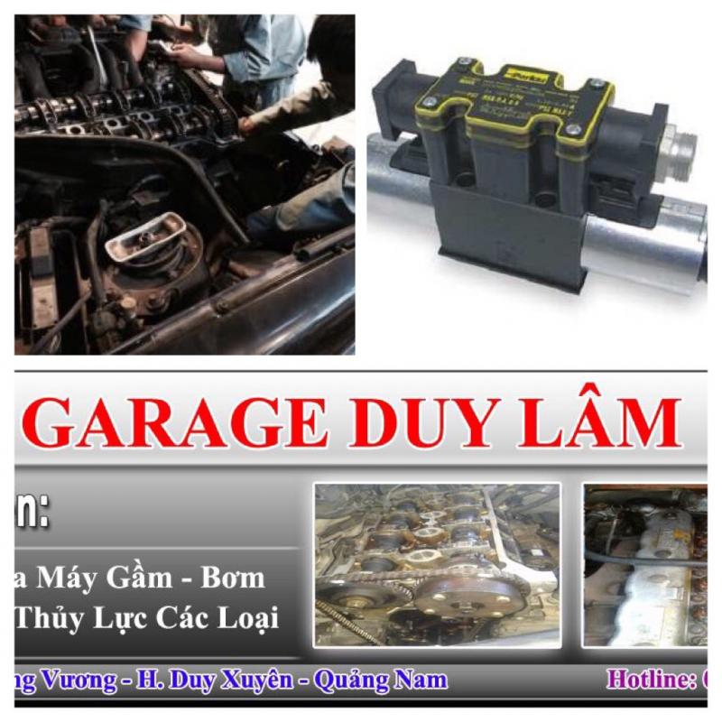 Garage Duy Lâm