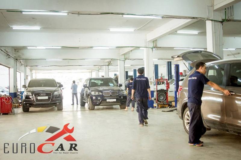Garage EURO CAR