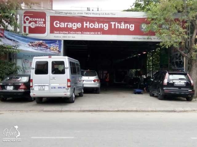 Garage Hoàng Thắng