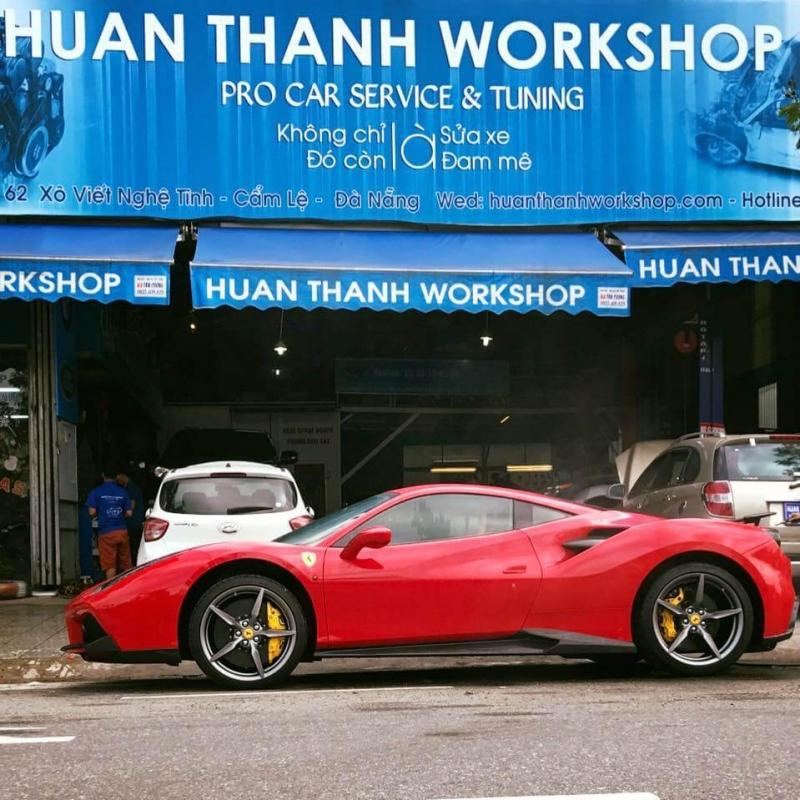 Garage Huấn Thành Workshop