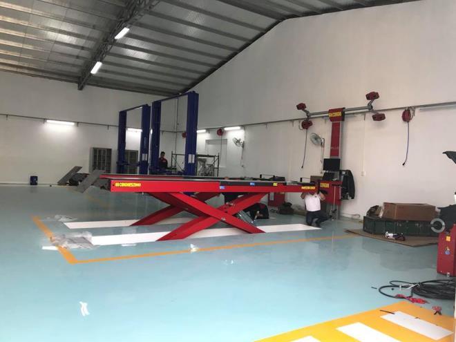 Garage Lê Văn Tạch