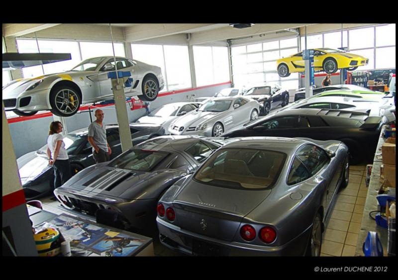 Garage Ô Tô Bảo Sơn