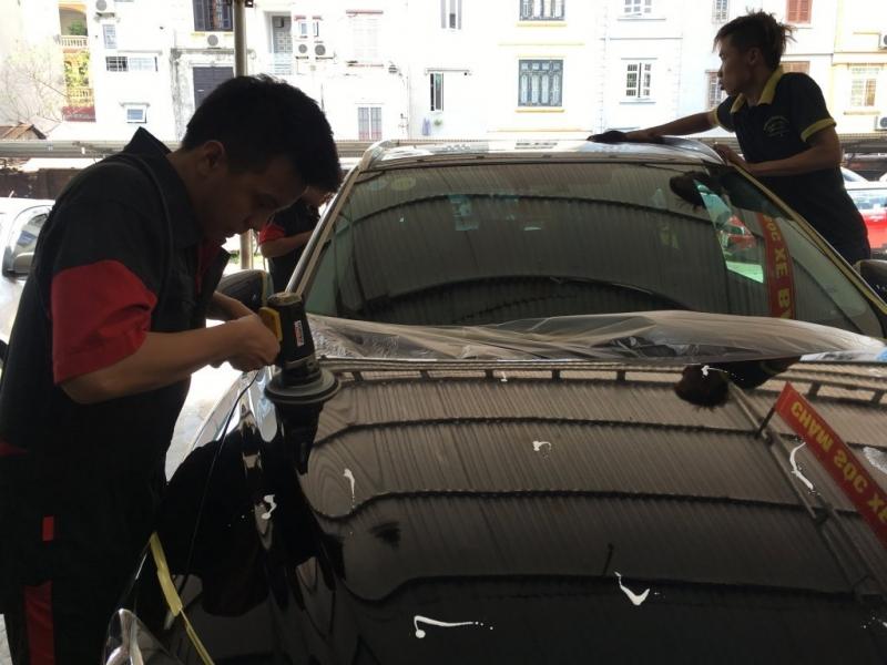 sửa chữa xe