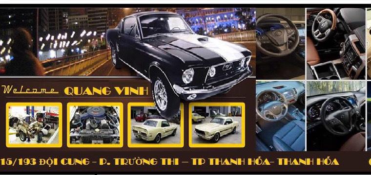 Garage Ô Tô Quang Vinh