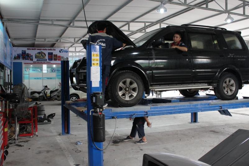 Thuận Phát hoạt động cứu hộ ô tô, xe máy 24/7.