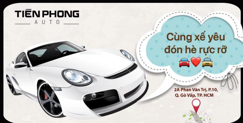 Garage ô tô Tiên Phong