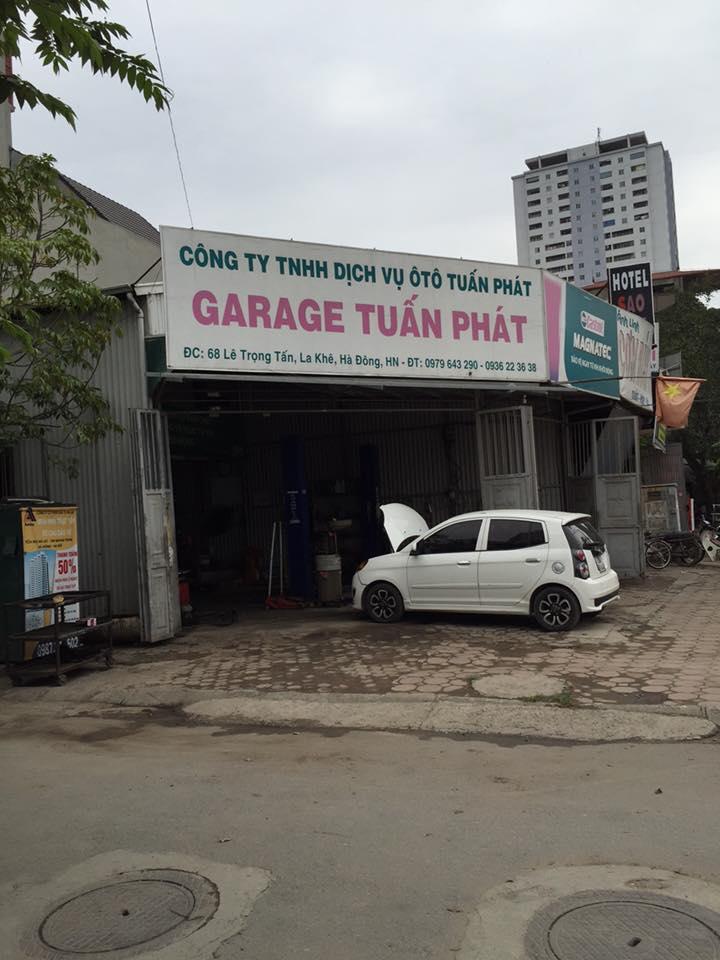 Garage Ô Tô Tuấn Phát