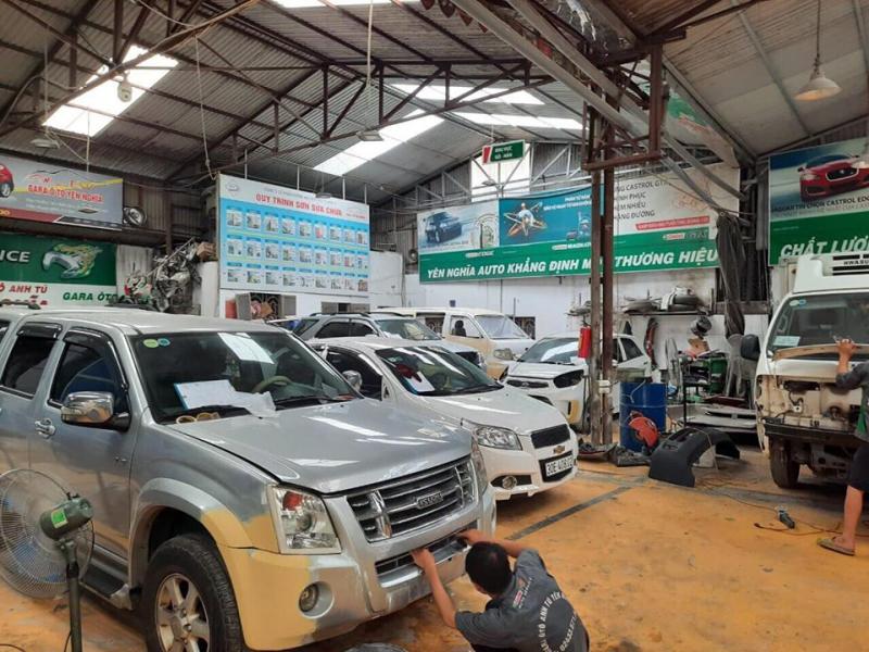 Garage Ô Tô Yên Nghĩa