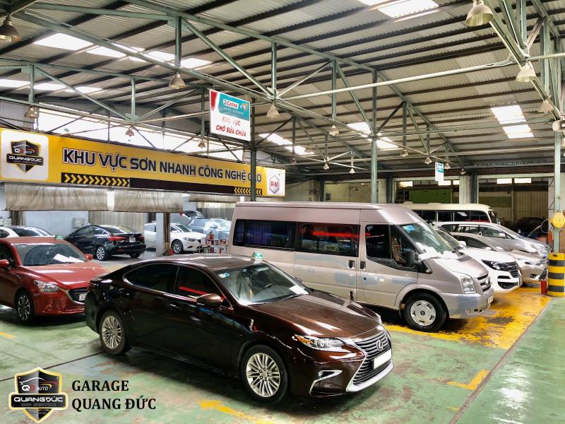 Garage Quang Đức