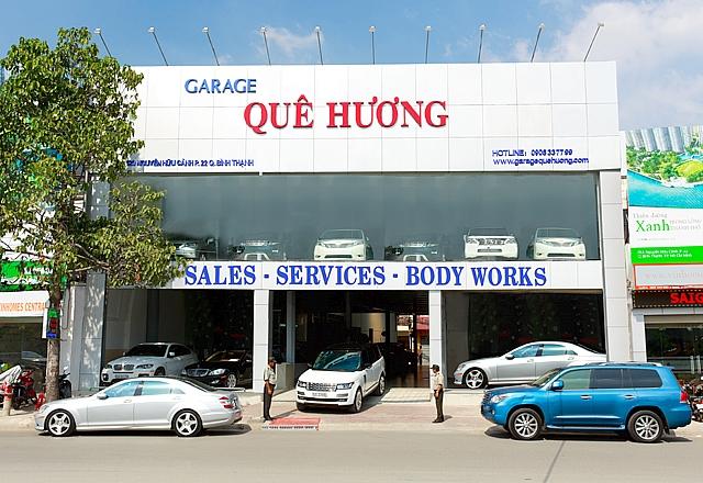 Garage Quê Hương