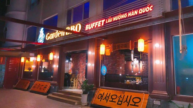 Garden BBQ Tuyên Quang
