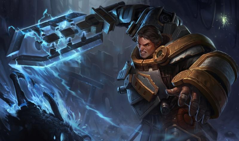 Garen được xem là vị tướng dễ chơi nhất Liên minh huyền thoại