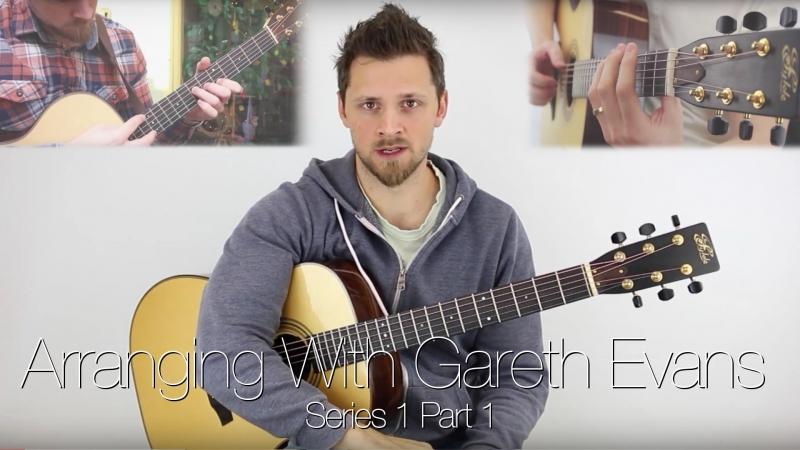 Tất cả những bài học của Gareth Evans là về fingerstyle