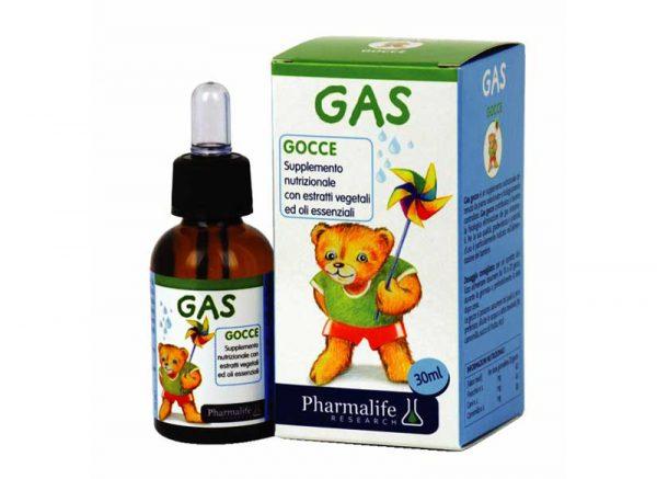 Gas Gocce