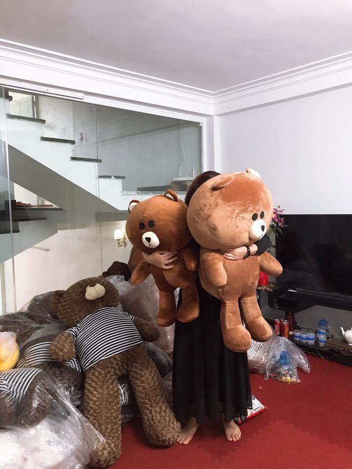 Gấu Bông Bắc Ninh