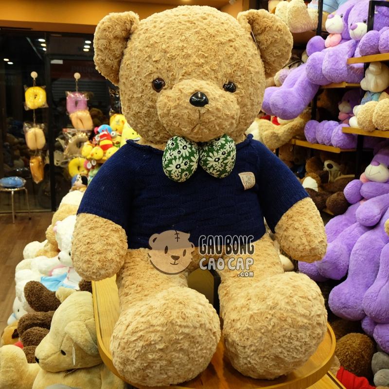 Chú gấu Teddy khổng lồ thật đáng yêu
