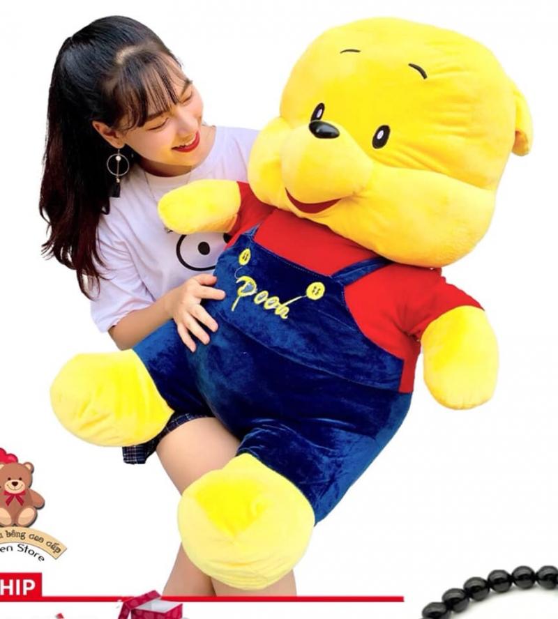 Gấu Bông Huyền Lam