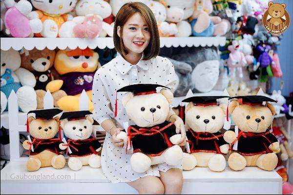 Shop Gấu Bông Land chuyên cung cấp những sản phẩm gấu bông đạt chất lượng cao