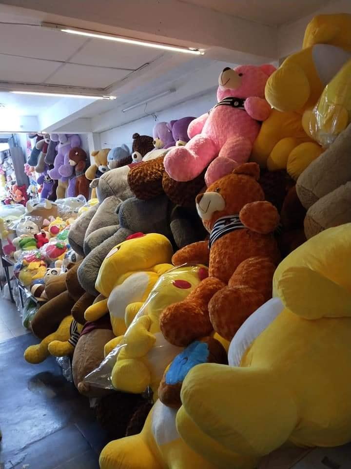 Top 5 shop gấu bông giá rẻ và đẹp nhất ở Nha Trang