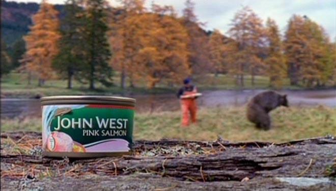 Hãy nhớ tới John khi bạn ăn cá hồi nhé!