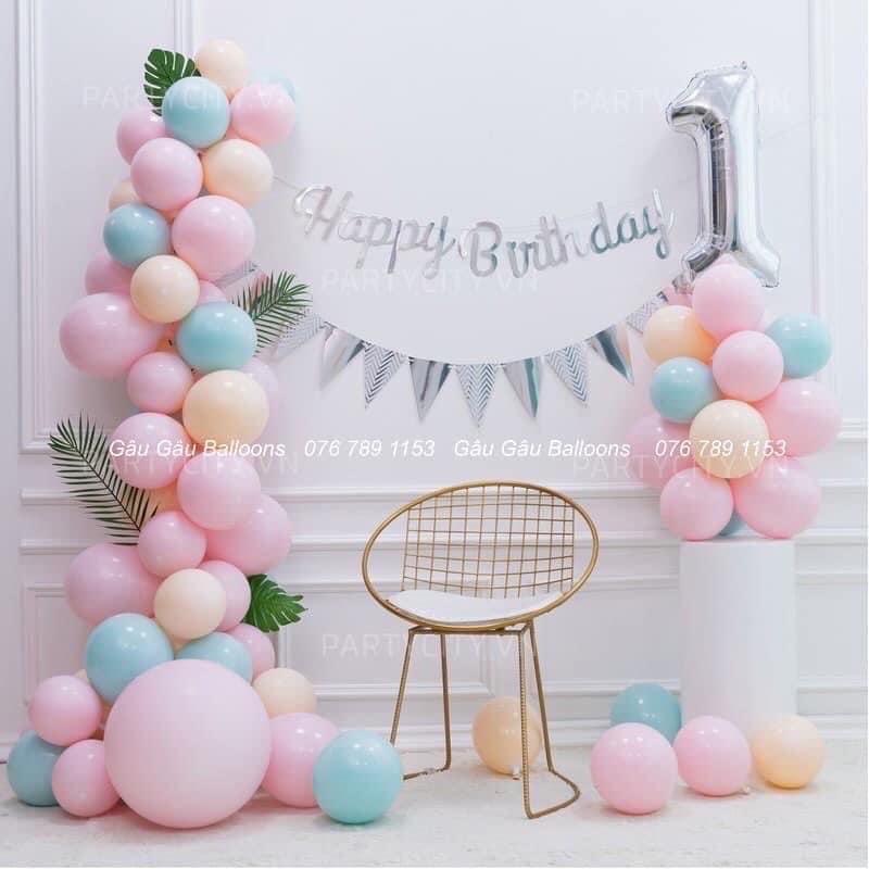 Gâu Gâu balloons
