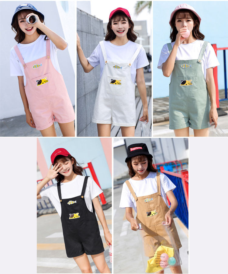 Top 5 Shop bán quần yếm nữ đẹp, trẻ trung, năng động, chất lượng nhất tại Hồ Chí Minh
